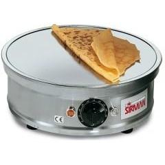 Блинный аппарат sirman round crepes grill