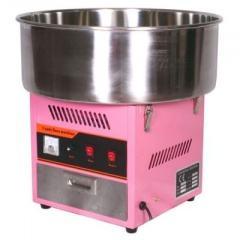 Аппарат для сахарной ваты starfood 1633008 (диам.520 мм), розовый
