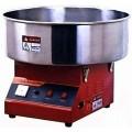 Аппарат для сахарной ваты starfood 1633009 (диам.520 мм), красный