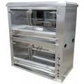 Гриль для жарки поросят и баранов grill master ф6к2э