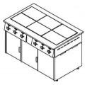 Плита электрическая тулаторгтехника пэ-0,72н (с дверцами)