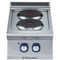 Плита электрическая electrolux e7eced2r00 (371014)