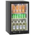 Барный холодильник hurakan hkn-db125h