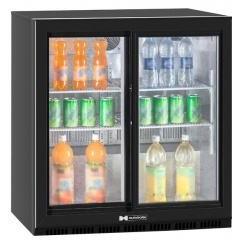 Барный холодильник hurakan hkn-db205s