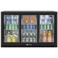 Барный холодильник hurakan hkn-db335s