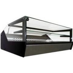 Витрина холодильная настольная полюс вхср-1,0 cube арго xl техно
