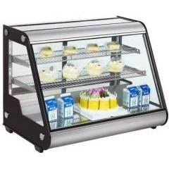 Витрина холодильная настольная forcool rtw-160l-2