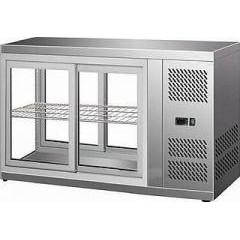 Витрина холодильная настольная forcool hav 131