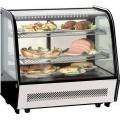 Витрина холодильная настольная forcool rtw-120l