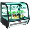 Витрина холодильная настольная cooleq cw-120