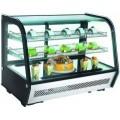 Витрина холодильная настольная cooleq cw-160