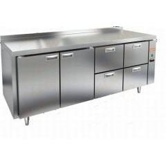 Стол морозильный hicold gn 1113/bt p (без агрегата)