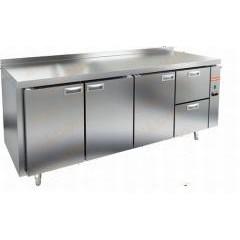 Стол морозильный hicold gn 1112/bt p (без агрегата)