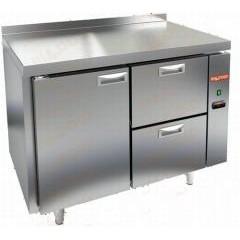 Стол морозильный hicold gn 12/bt p (без агрегата)