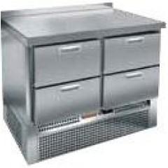 Стол морозильный hicold gne 1112/bt