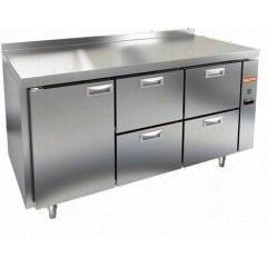 Стол морозильный hicold sn 122/bt p (без агрегата)