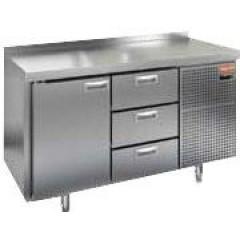 Охлаждаемый стол hicold gn 13 br2 tn