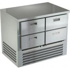 Охлаждаемый стол техно-тт спн/о-123/04-1007