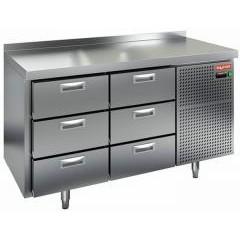 Охлаждаемый стол hicold gn 33/tn
