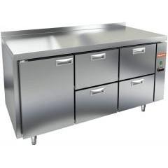 Охлаждаемый стол hicold sn 122/tn p