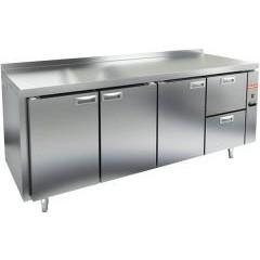 Охлаждаемый стол hicold sn 1112/tn p