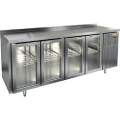 Охлаждаемый стол hicold gng 1111 br3 ht