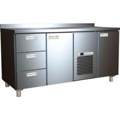 Охлаждаемый стол полюс 3gn/nt carboma (311)