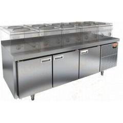 Охлаждаемый стол hicold gn 111/tn lt