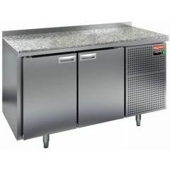 Охлаждаемый стол hicold gn 11/tn камень
