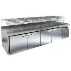 Охлаждаемый стол hicold gn 1111/tn lt sh