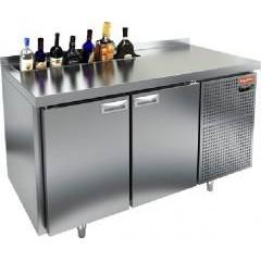 Охлаждаемый стол под бутылки hicold sn 11 ht v