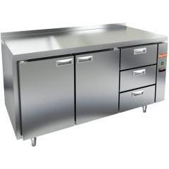 Охлаждаемый стол hicold sn 113/tn p