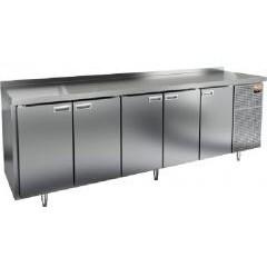 Охлаждаемый стол hicold gn 11111 br3 tn