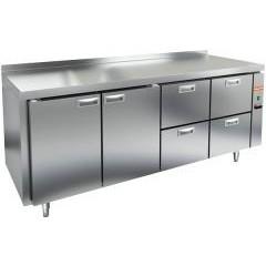 Охлаждаемый стол hicold gn 1122/tn p