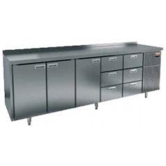 Охлаждаемый стол hicold gn 11133 br3 tn