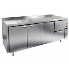 Охлаждаемый стол hicold gn 1122/tn lt sh