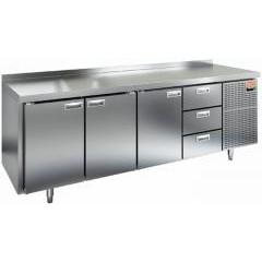 Охлаждаемый стол hicold gn 1113/tn