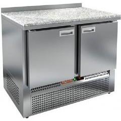 Охлаждаемый стол hicold gne 11/tn (камень)