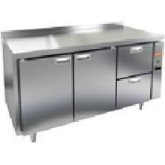 Охлаждаемый стол hicold sn 112/tn p