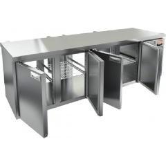 Охлаждаемый стол hicold gnt 1111/ht
