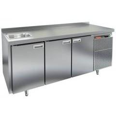 Охлаждаемый стол hicold gn 11/tn 1g