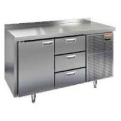 Охлаждаемый стол hicold gn 3 br3 tn
