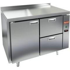 Охлаждаемый стол hicold gn 12/tn p