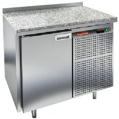 Охлаждаемый стол hicold gn 1/tn камень