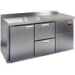Охлаждаемый стол hicold gn 12/tn lt