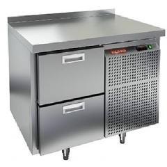 Охлаждаемый стол hicold gn 2/tn
