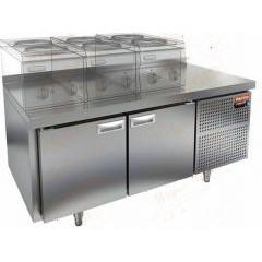 Охлаждаемый стол hicold gn 11/tn lt