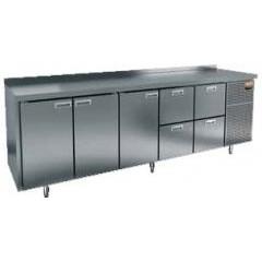 Охлаждаемый стол hicold gn 1122 br3 tn