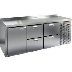 Охлаждаемый стол hicold gn 122/tn lt