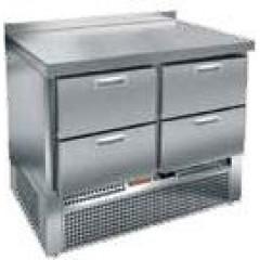Охлаждаемый стол hicold gne 1112/tn